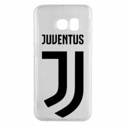 Чехол для Samsung S6 EDGE Juventus Logo