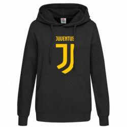 Женская толстовка Juventus Logo