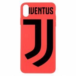 Чехол для iPhone Xs Max Juventus Logo