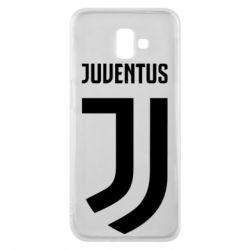Чехол для Samsung J6 Plus 2018 Juventus Logo