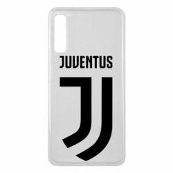 Чехол для Samsung A7 2018 Juventus Logo
