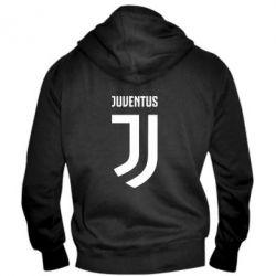 Мужская толстовка на молнии Juventus Logo