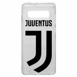 Чехол для Samsung S10+ Juventus Logo