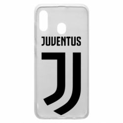 Чехол для Samsung A20 Juventus Logo