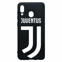 Чехол для Samsung A30 Juventus Logo