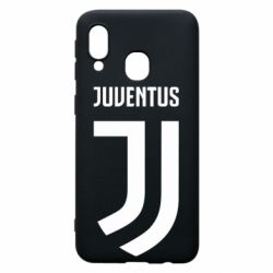 Чехол для Samsung A40 Juventus Logo