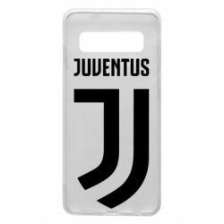 Чехол для Samsung S10 Juventus Logo