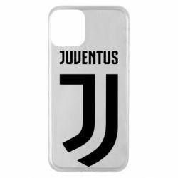 Чехол для iPhone 11 Juventus Logo