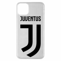 Чехол для iPhone 11 Pro Max Juventus Logo
