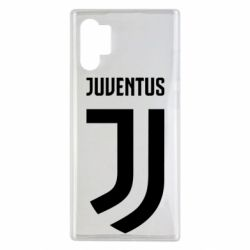 Чехол для Samsung Note 10 Plus Juventus Logo