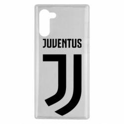 Чехол для Samsung Note 10 Juventus Logo