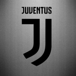 Наклейка Juventus Logo