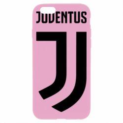Чехол для iPhone 6/6S Juventus Logo