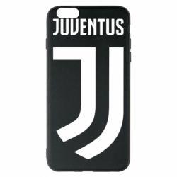Чехол для iPhone 6 Plus/6S Plus Juventus Logo