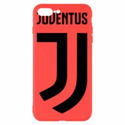 Чехол для iPhone 7 Plus Juventus Logo