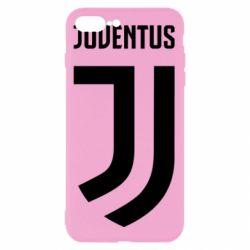 Чехол для iPhone 8 Plus Juventus Logo