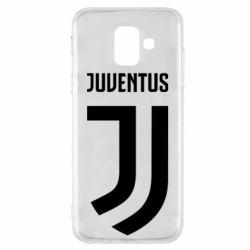 Чехол для Samsung A6 2018 Juventus Logo