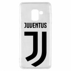 Чехол для Samsung A8 2018 Juventus Logo