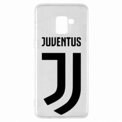 Чехол для Samsung A8+ 2018 Juventus Logo