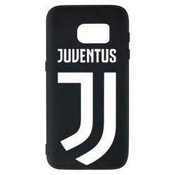Чехол для Samsung S7 Juventus Logo