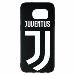 Чехол для Samsung S7 EDGE Juventus Logo