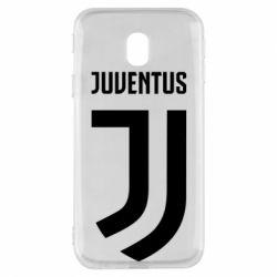 Чехол для Samsung J3 2017 Juventus Logo