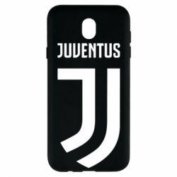 Чехол для Samsung J7 2017 Juventus Logo