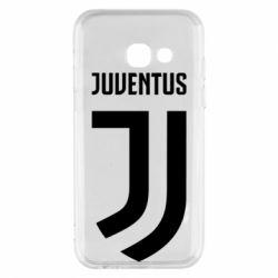 Чехол для Samsung A3 2017 Juventus Logo