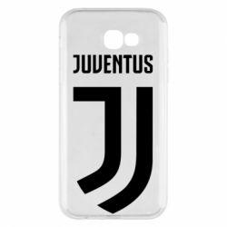 Чехол для Samsung A7 2017 Juventus Logo