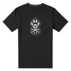 Чоловіча стрейчева футболка K-9