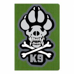 Блокнот А5 K-9