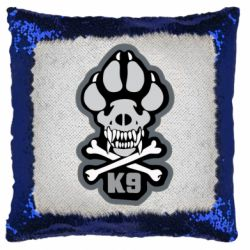 Подушка-хамелеон K-9