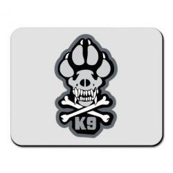 Килимок для миші K-9