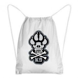 Рюкзак-мішок K-9