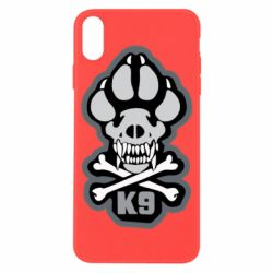 Чохол для iPhone X/Xs K-9