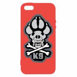 Чохол для iphone 5/5S/SE K-9