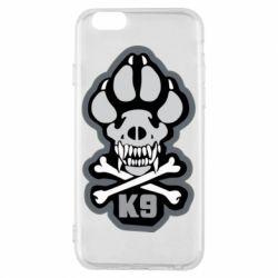 Чохол для iPhone 6/6S K-9