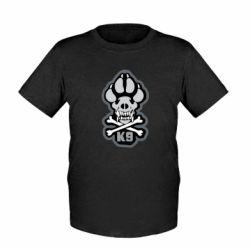 Дитяча футболка K-9