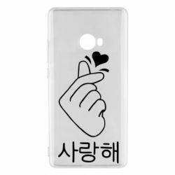 Чехол для Xiaomi Mi Note 2 K-pop - FatLine