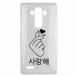 Чехол для LG G4 K-pop - FatLine