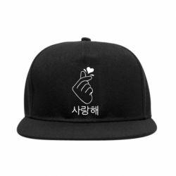 Снепбек K-pop