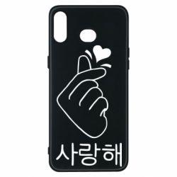 Чохол для Samsung A6s K-pop