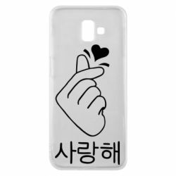 Чохол для Samsung J6 Plus 2018 K-pop