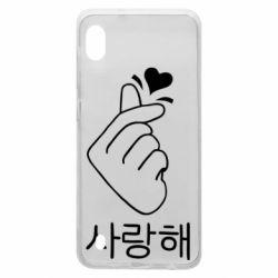 Чохол для Samsung A10 K-pop