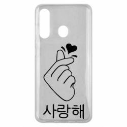 Чохол для Samsung M40 K-pop