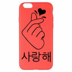 Чохол для iPhone 6 Plus/6S Plus K-pop