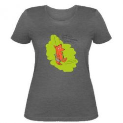 Жіноча футболка Гойдайся