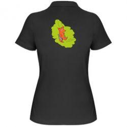 Жіноча футболка поло Гойдайся