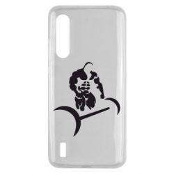 Чехол для Xiaomi Mi9 Lite Качек и штанга