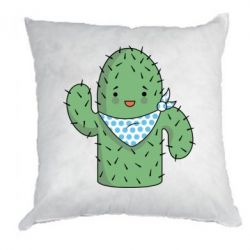Подушка Кактус